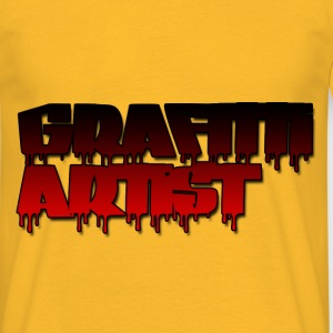 Grafitti - Men's T-Shirt
