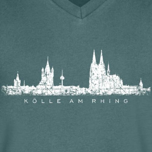 Kölle am Rhing Skyline Vintage (Weiß)