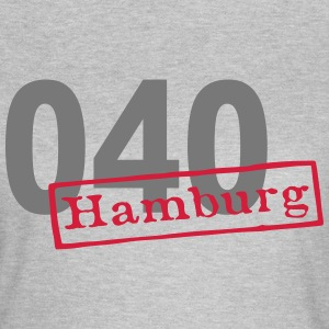 040 Hamburg - Frauen T-Shirt