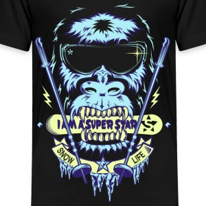 Superstar snow - Camiseta premium niño