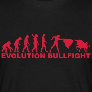 Evolution Bullfight T-Shirts - Männer T-Shirt