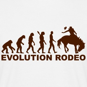 Evolution Rodeo T-Shirts - Männer T-Shirt
