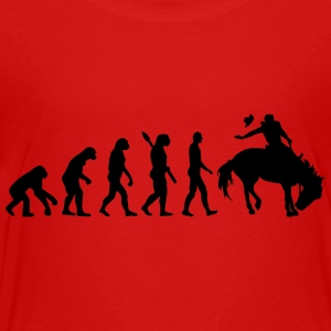 Evolution Rodeo T-Shirts - Kinder Premium T-Shirt