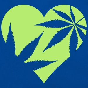 cannabis love Bags & Backpacks - Retro Bag