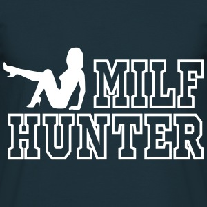 Millf Hunter T-Shirts - Men's T-Shirt