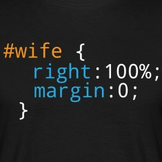 Css Puns - Wife
