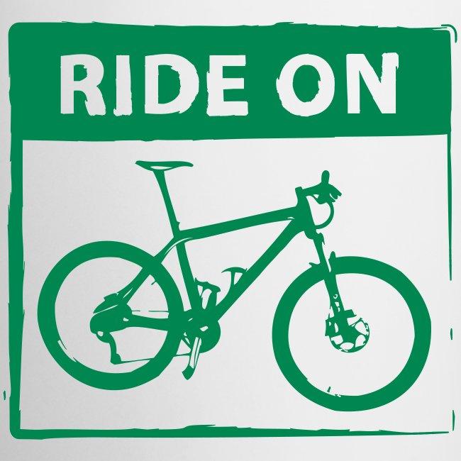 Tasse - Ride On - MTB