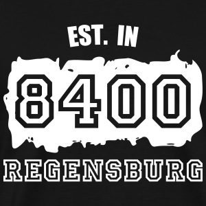 Established 8400 Regensburg T-Shirts - Männer Premium T-Shirt