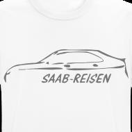 Motiv ~ SAAB-REISEN T-Shirt atmungsaktiv