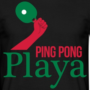 ping pong player T-Shirts - Men's T-Shirt