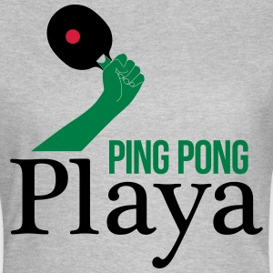 ping pong player T-Shirts - Frauen T-Shirt