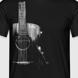 Guitar T-shirts - Mannen T-shirt