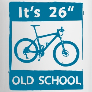 26 MTB Old School - Tasse