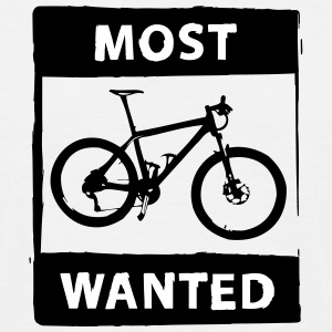 Most wanted MTB Bike - Männer T-Shirt