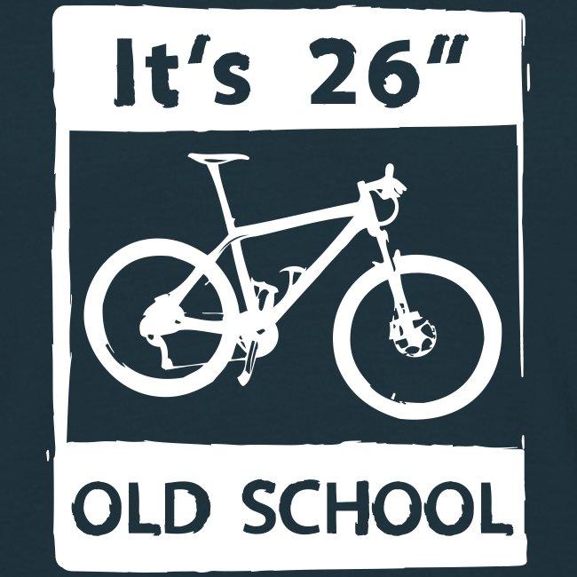 """It's 26"""" Zoll 26er"""