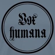 Motiv ~ Vox humana Shirt (Herren)