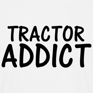 tractor addict T-Shirts - Men's T-Shirt