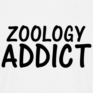zoology addict T-Shirts - Men's T-Shirt