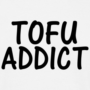 tofu addict T-Shirts - Men's T-Shirt