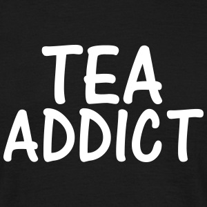 tea addict T-Shirts - Men's T-Shirt