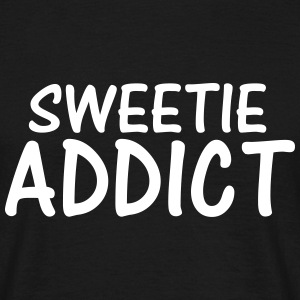 sweetie addict T-Shirts - Men's T-Shirt