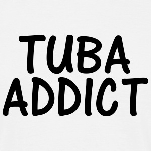 tuba addict T-Shirts - Men's T-Shirt
