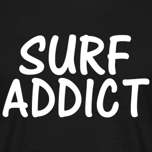 surf addict T-Shirts - Men's T-Shirt
