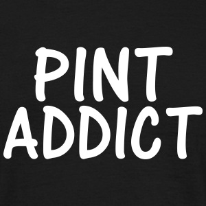 pint addict T-Shirts - Men's T-Shirt