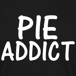 pie addict T-Shirts - Men's T-Shirt