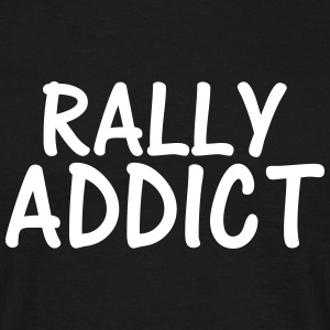 rally addict T-Shirts - Men's T-Shirt