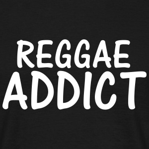 reggae addict T-Shirts - Men's T-Shirt