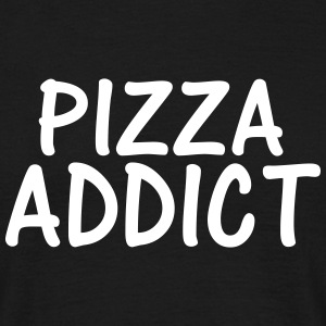 pizza addict T-Shirts - Men's T-Shirt