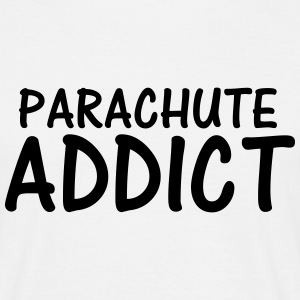 parachute addict T-Shirts - Men's T-Shirt
