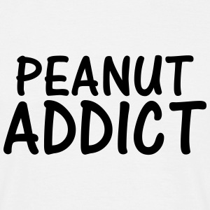 peanut addict T-Shirts - Men's T-Shirt