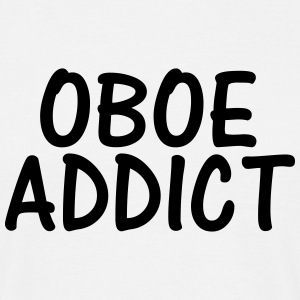 oboe addict T-Shirts - Men's T-Shirt