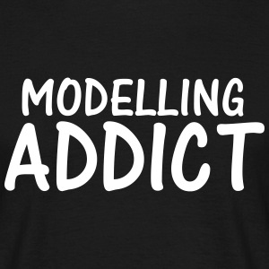 modelling addict T-Shirts - Men's T-Shirt