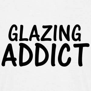 glazing addict T-Shirts - Men's T-Shirt