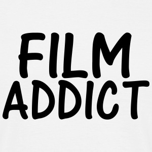 film addict T-Shirts - Men's T-Shirt