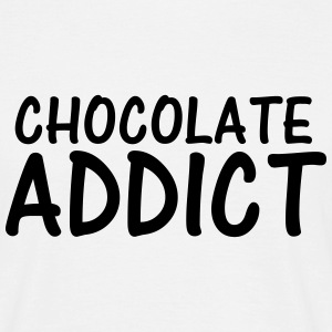 chocolate addict T-Shirts - Men's T-Shirt