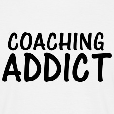 coaching addict T-Shirts