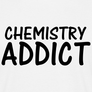 chemistry addict T-Shirts - Men's T-Shirt