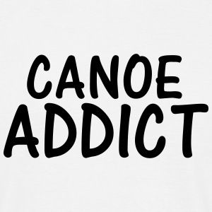 canoe addict T-Shirts - Men's T-Shirt