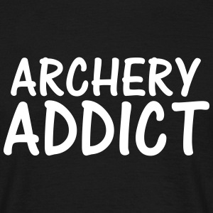 archery addict T-Shirts - Men's T-Shirt
