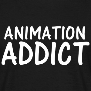 animation addict T-Shirts - Men's T-Shirt