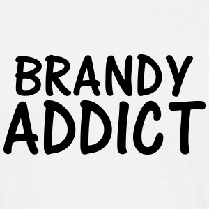 brandy addict T-Shirts - Men's T-Shirt