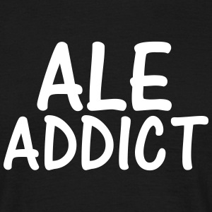 ale addict T-Shirts - Men's T-Shirt