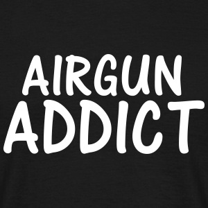 airgun addict T-Shirts - Men's T-Shirt