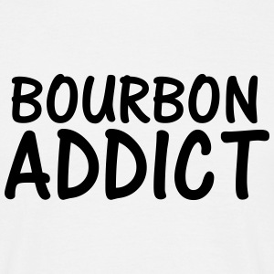 bourbon addict T-Shirts - Men's T-Shirt