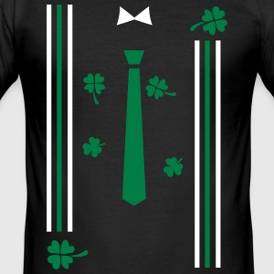 lucky charm st.Patty's  Men's Slim Fit T-Shirt - Men's Slim Fit T-Shirt
