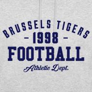 Design ~ Tigers Athletic Hoodie